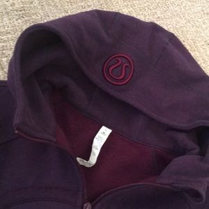 Lululemon Zip Sweatshrt